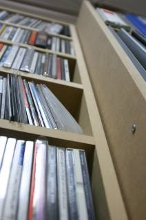 自作CD棚2