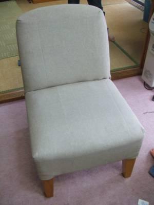 椅子の張替え - 完成
