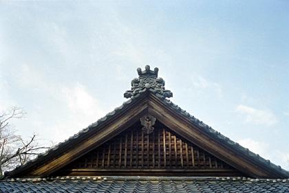 三田洞 白山神社