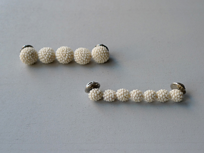 maru/ chain brooch-1