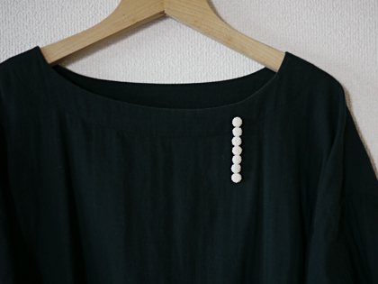 maru/ chain brooch-4