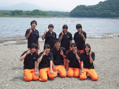 カヌー関東大会