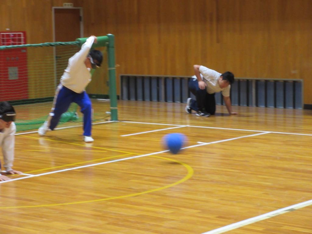 ゴールボール