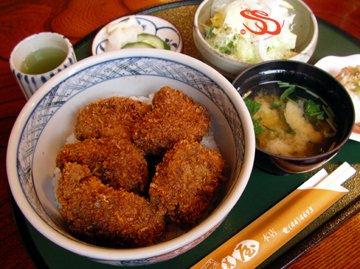 志多美屋ソースカツ丼