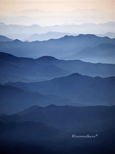 黒檜山から