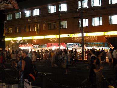 花火大会2011