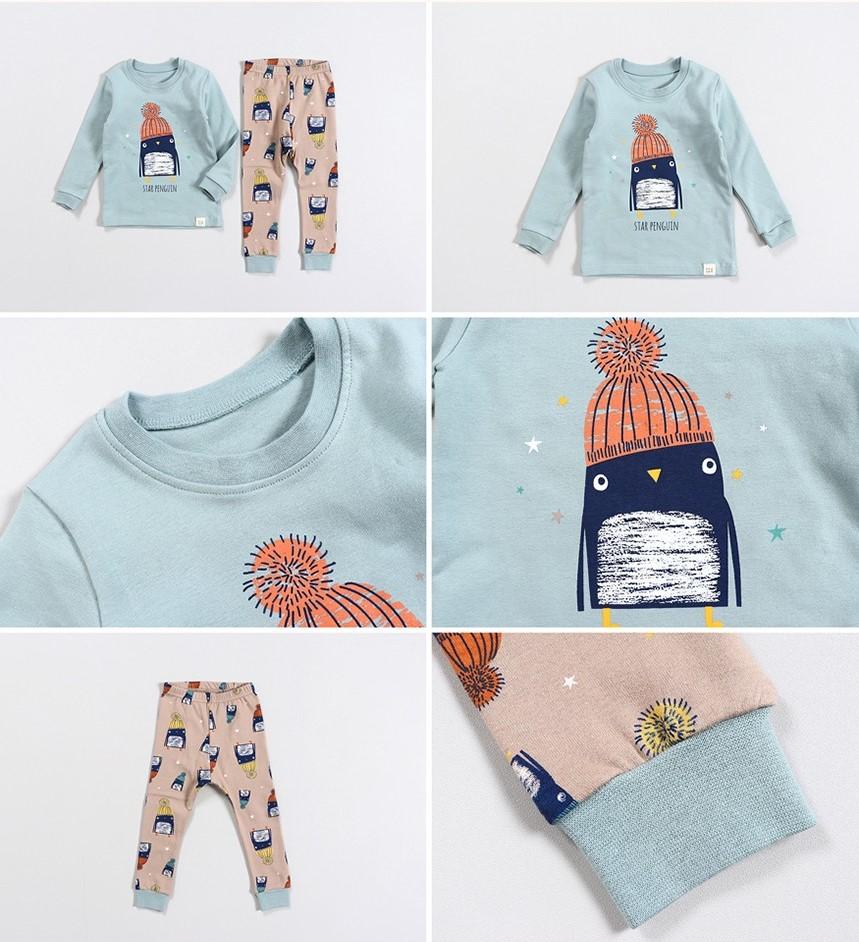 ペンギン可愛いパジャマ