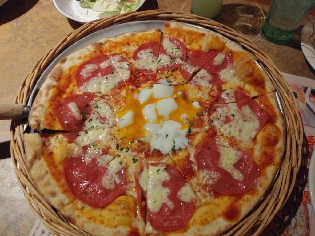 ピッツェリアピザ