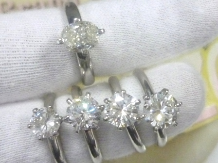 ダイヤ買取神戸
