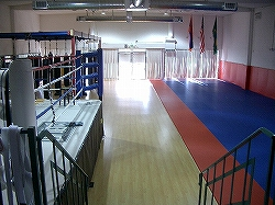 lion training center