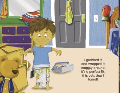 f135824f5 Kipという小さな男の子が学校でいじめを受けますが、勇気もなくどうやって自分を守るかもわからず。そこから柔術に出会って成長していく物語だそうな。