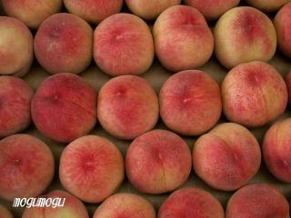 桃がいっぱ〜い♪