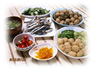 里芋と団子のあまから煮