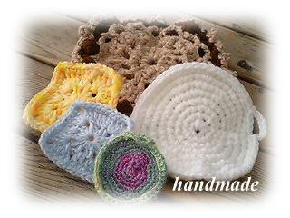 らっこちゃんの手編み