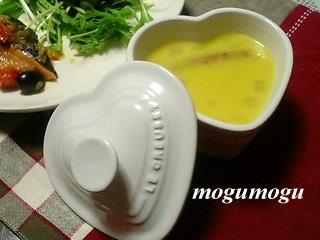 豆と南瓜のミルクスープ