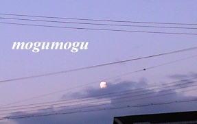 お月様 その1
