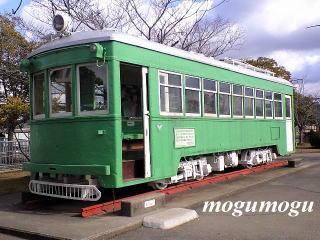 旧南海平野線モ217