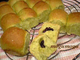 抹茶ちぎりパン2