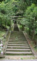 秋元神社参道