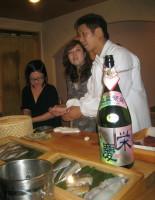 はやし寿司講習