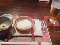 川島ざる豆腐
