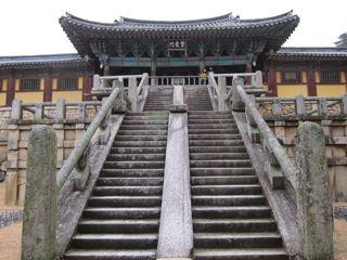 慶州、仏国寺