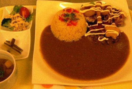 洋食カレー