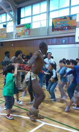 ボツワナ舞踊