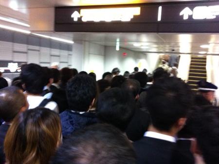 改悪:渋谷駅