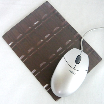 チョコレート マウスパッド