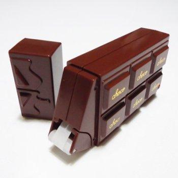 チョコレート テープのり