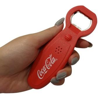 コカコーラ サウンドボトルオープナー