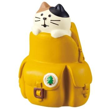 concombre コンコンブル 子猫リュック