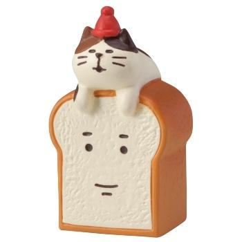 concombre コンコンブル 猫と食パンさん