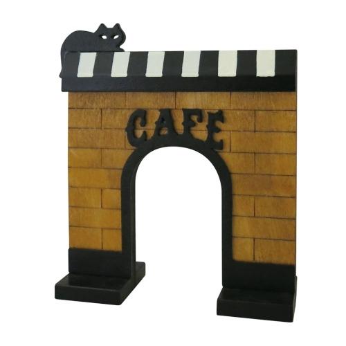 concombre コンコンブル 黒猫カフェエントランス
