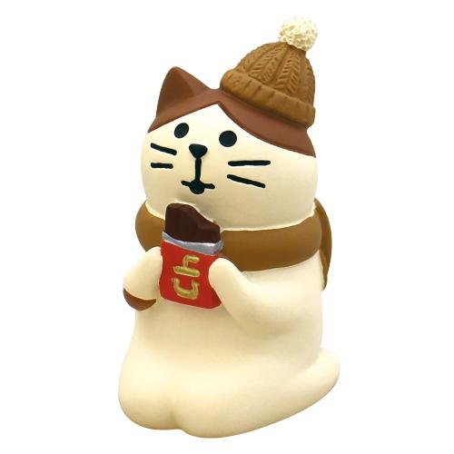concombre コンコンブル チョコ猫