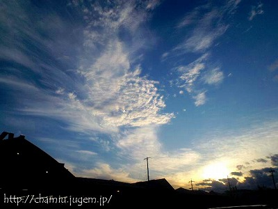 2009/9/10の空