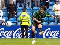 サッカーに首ったけブログ サッカー セルティックの中村俊輔