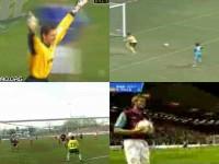サッカーに首ったけブログ サッカー動画 ハプニング集