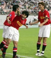 サッカーに首ったけブログ アジアチャンピオンズリーグ 田中達也