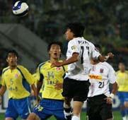 サッカーに首ったけブログ ジアチャンピオンズリーグ 浦和レッズ 田中達也
