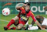 サッカーに首ったけブログ リーグアン 松井大輔