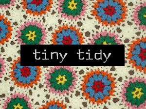 tiny tidy