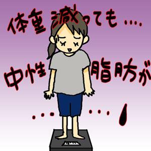 どんどん 体重が落ちていくのは 神様のイタズラでしょうか・・悲