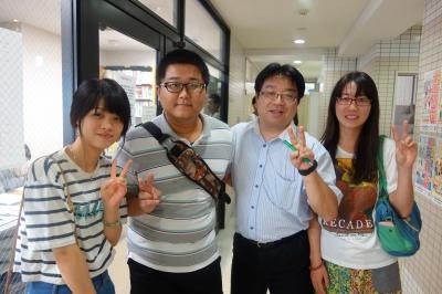 東京理科大学に進学したRさん(ロゴス国際学院卒)