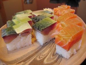 萩生鯖寿司