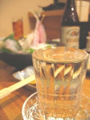 純米酒冷酒
