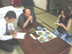 魚志楼お昼のお食事