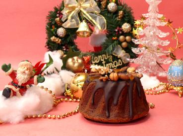 クグロフでクリスマス