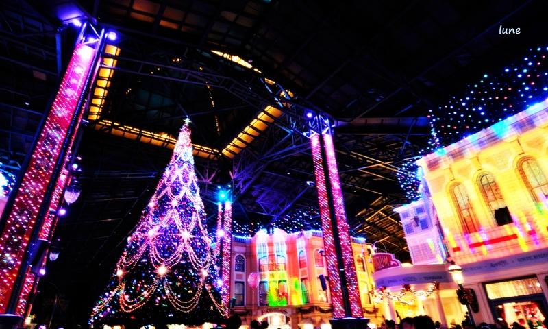 ワールドバザール ディズニー・クリスマス
